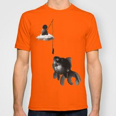 wrong bait T-shirt by Seamless - $22.00