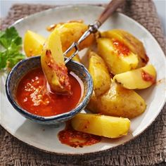 Hollandse aardappelen op z'n Spaans