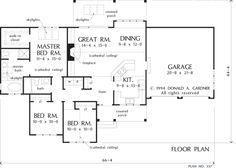 Litchfield House Plan