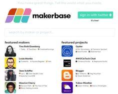 Makerbase, nuevo directorio enfocado en las personas que están detrás de las aplicaciones y sitios web - quaronlinecomunidad®