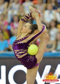 Ganna Rizatdinova (Ukraine), World Cup (Guadalajara) 2016