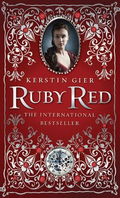 50 Books Like The Fault in Our Stars: 3-5. The Ruby Red Trilogy