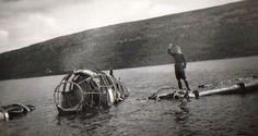 He.111H-3 Grøvelsjøen