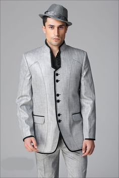 Stylish Designer Suits collection for men. #Designersuits  www.manawat.in