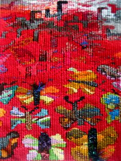 'I never saw another butterfly....'  Joyce Coulton - BRITISH TAPESTRY GROUP