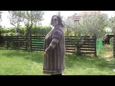 Πλεκτη Γυναικεια Ζακετα (μερος 1/2) - YouTube