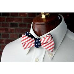 Stars & Stripes Reversible Bow Tie in Red, White and Blue by High Cotton. Whether you are running for office or running the party, this is the perfect bowtie! #HighCotton #preppy #bowtie #America http://www.countryclubprep.com/gameday/stars-stripes-forever/stars-stripes-reversible-bow-tie-in-red-white-and-blue-by-high-cotton.html