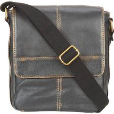 Marc New York Leather Tablet Bag #WLDreamFallWardrobe