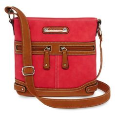 Rosetti® Mini Triple Play Sage Crossbody Bag  found at @JCPenney