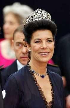 BRUNSWICK DIAMOND TIARA; Princess Caroline