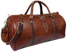 Casami Leather Genuine Travel bag Weekender M5G by Casami2012