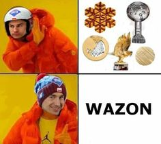 Andreas Wellinger, Ski Jumping, Ronald Mcdonald, Skiing, Random, Memes, Funny, Ski, Meme