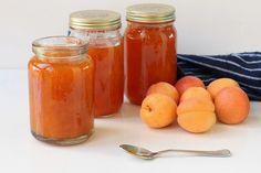 Milk and Honey: Apricot Jam Jam Recipes, Cooking Recipes, Recipies, Metabolism Foods, Agar Agar, Kolaci I Torte, Seasonal Food, Milk And Honey, Food Humor