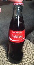 Share A Coke With Lebron 8 oz Glass Bottle