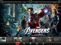 Apps For Movie Buffs    If you are one of those people that can't imagine this world without movies and spend your free time watching and analyzing films, this list of apps is perfect for you. In a perfect world, anytime we wanted to watch a movie we would be transplanted to a movie theater, but that is just not the case. Sometimes our iPad or iPhone will simply have to do. (...)