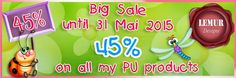 LemurDesigns: HUGE SALE on the 12.05 !! Sale will expire on the ...