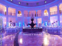 Westin Colonnade, Coral Gables. Venue for Night Under the Stars 2014