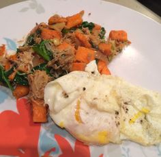 Crab & Yam Hash - Low Carb | Bohemian in the Burbs