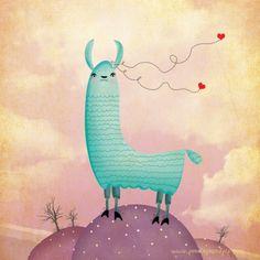 luv me some llama