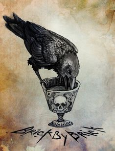 Six of crows Dregs tatoo