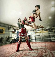 Muay Thai  http://www.upcunlimited.com/