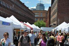 SOWA Market - Boston South End