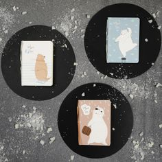 #cute #bear #polarbear #booklet #limited #edition #notebook #note #funny #szputnyikshop Cute Notebooks, Booklet, Cute Animals, Funny Quotes, Bear, Cartoon, Collection, Pretty Animals, Funny Phrases