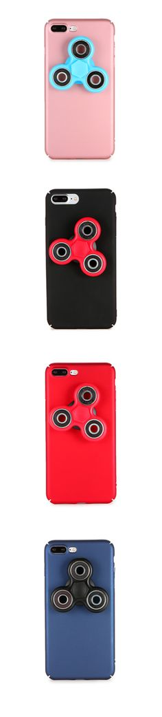 Fidget Spinner Case For iPhone Smartphone Iphone, Cute Phone Cases, Iphone 7 Plus Cases, Iphone 5s, Apple Iphone, Telephone Samsung, Accessoires Iphone, Coque Iphone 6, Sony Xperia Z3