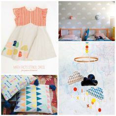 15 Stencil Projects for Kids