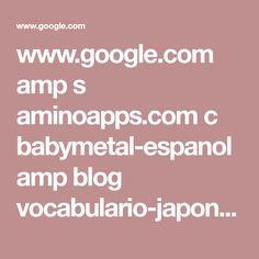 www.google.com amp s aminoapps.com c babymetal-espanol amp blog vocabulario-japones-1-frutas-y-vegetales r0e4_0bRTeuQqgd83RoXM2qXBd3PRBZ1WJ
