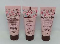 Korean Rivecowe CC Cream Skincare Makeup Foundation Whitening Anti-Wrinkle SPF40 #RivecowefromKorea
