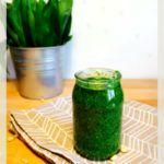 pesto de leurda Pesto, Pickles, Cucumber, Food, Essen, Meals, Pickle, Yemek, Zucchini