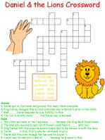 Daniel and the Lions Worksheets