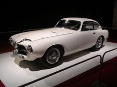 1952 Pegaso Z 102. I love this brand.