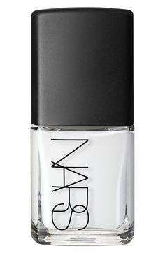 NARS 'Iconic Color' Nail Polish in Ecume