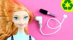 How to Make a realistic Doll Hair dryer and Hair brush - Doll Crafts XOXOXO, Merve Don't forget to visit us: http://www.simplekidscrafts.com http://www.faceb...