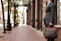 Billy Kirk x MB for Gant bag