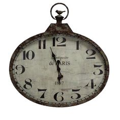 Oversized Badru Wall Clock