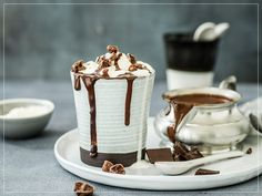 Fantastic Cacao Tips And Strategies For cacao nibs recipes healthy Chocolate Sprinkles, Chocolate Pudding, Melting Chocolate, Chocolate Recipes, Hot Chocolate, Dark Chocolate Orange, Original Recipe, Clean Eating Snacks, New Recipes