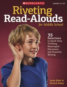 Reading aloud is not just for younger students. Learn why it's so important to do with adolescents as well.