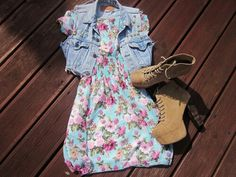 Outfits con chalecos de mezclilla, encuentra más looks para combinar chalecos aquí..http://www.1001consejos.com/como-combinar-chalecos-de-mezclilla/