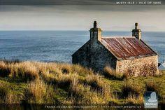 On the Isle of Skye, Scotland