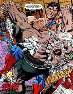 Os 20 e poucos anos da Morte (e Retorno) do Super-Homem PIPOCA COM BACON…