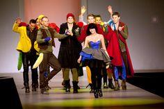 Lucas Kerr, Rick Malambri and Eric Allen for Alexandra Paulus at the FIDM Debut Show (March 2011) #EricAllen #EricRichardAllen #malemodel #model #malesupermodel #supermodel #LucasKerr #RickMalambri #AlexandraPaulus #FIDM #Debut #runway #MC2Models #FordModels #FordModels_Chi #BeautyAndTheBeast