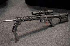 LMT MRP 308 rifle