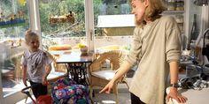 Wie als Eltern nur angemessen reagieren, wenn das Kind mal wieder Dreckspuren hinterlässt?