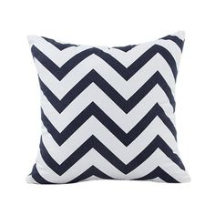 Euone Home Car Bed Sofa Decorative Wavy Patterns Pillow Case Cushion Cover D ** For more information, visit image link. Square Pillow Covers, Sofa Cushion Covers, Ikea Sofas, Outdoor Pillow Covers, At Home Furniture Store, Striped Cushions, Pillowcase Pattern, Rustic Home Design, Textiles