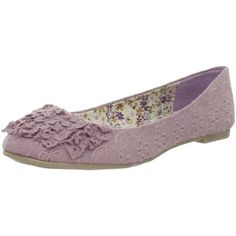 CL By Chinese Laundry Women's Glamor Ballet Flat ❤ liked on Polyvore