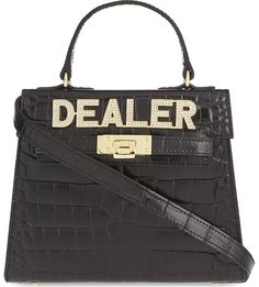 MAWI - Dealer Thief mini leather cross-body bag | Selfridges.com