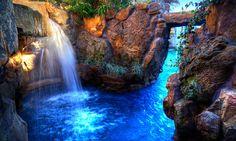 Lagoon, Luxury Pool, Backyard Pool, Pool